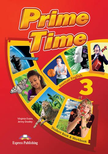9780857774316: Prime Time: Student's Book & Workbook (US) Level 3