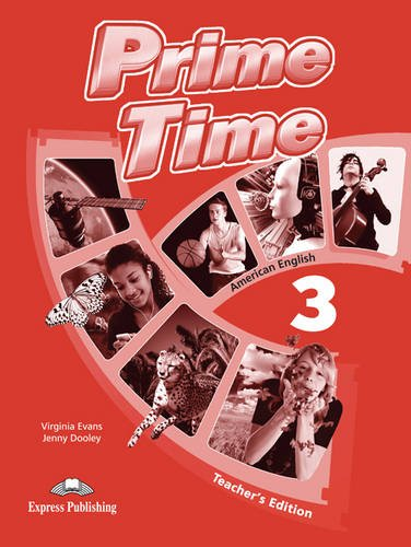 9780857774323: Prime Time: Teacher's Book (US) Level 3