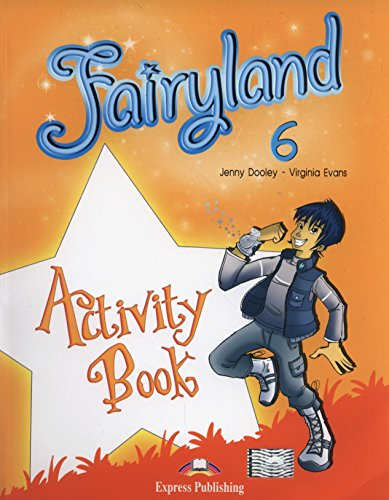 9780857774651: Fairyland 6. International Activity Book. EP 6