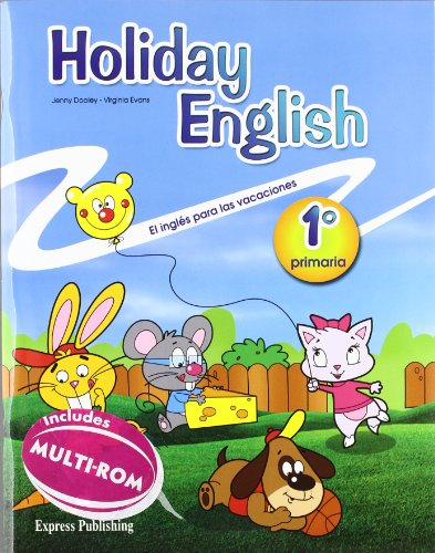 9780857774866: Holiday English: Primaria No. 1