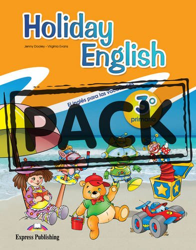 9780857774903: Holiday English: Primaria No. 3