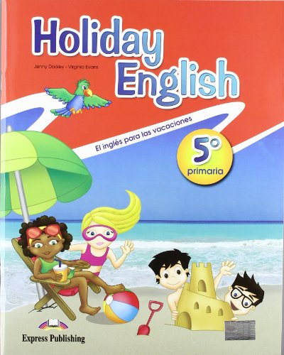 9780857774941: Holidays english, 5� Primaria