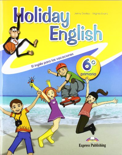 9780857774972: E.P.-HOLIDAY ENGLISH 6� (INC.MULTI-ROM) (2011)