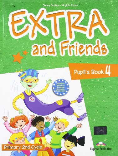 9780857775030: Extra & Friends: Primary 2nd Cycle No. 4