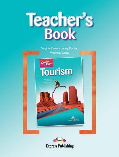 9780857775597: Career Paths - Tourism: Teacher's Book (International)