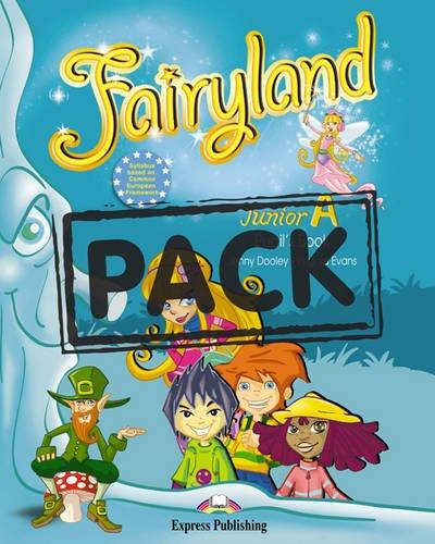 9780857775801: Fairyland: Pupil's Pack (Greece) Pt. A