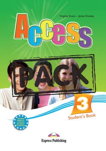 9780857775894: Access: Student's Pack 1 Level 3