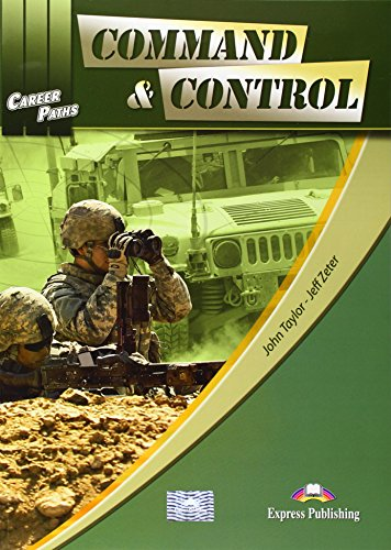 9780857776068: Career Paths - Command & Control: Student's Pack 1 (international)