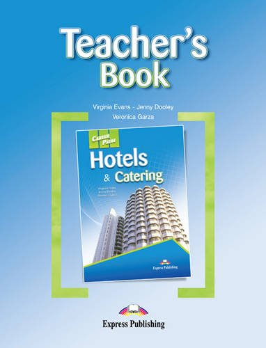 9780857776099: Career Paths - Hotels & Catering: Teacher's Book (international)
