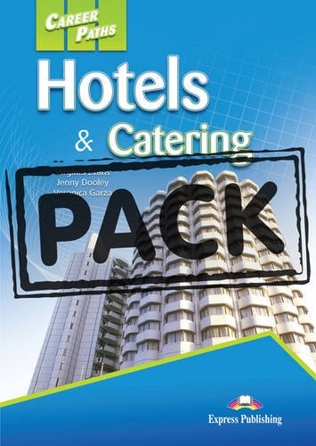 9780857776266: Career Paths: Hotels & Catering: Student's Book + (class Audio Cds)