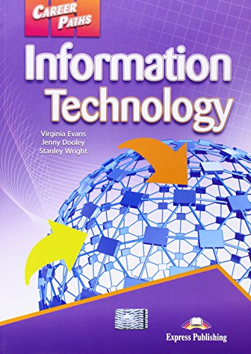 9780857776402: Career Paths Information Technology (esp) Student's Book