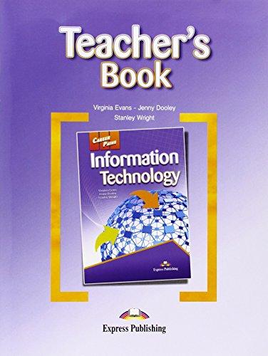 9780857776419: Career Paths: Information Technology: Teachers Book