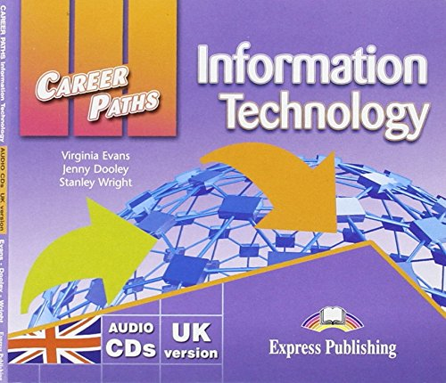 9780857776457: Career Paths Information Technology (ESP) (UK Version)