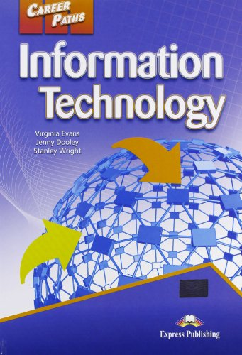 9780857776488: Career Paths: Information Technology: Students Book + (Class Audio Cds)