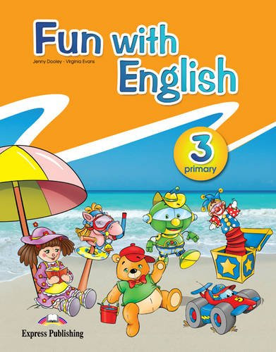 9780857776723: Fun with English: Primary No. 3