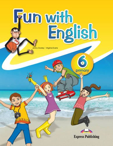 9780857776754: Fun with English: Primary No. 6