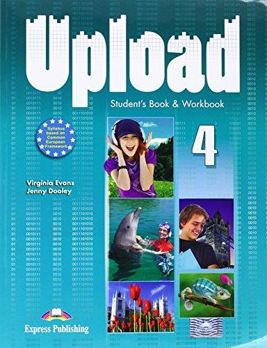 9780857776860: Upload: Student's Book (international) No. 4