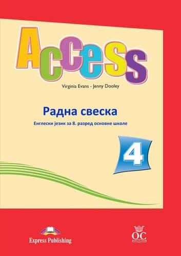 9780857777089: Access: Workbook (Serbia) Level 4