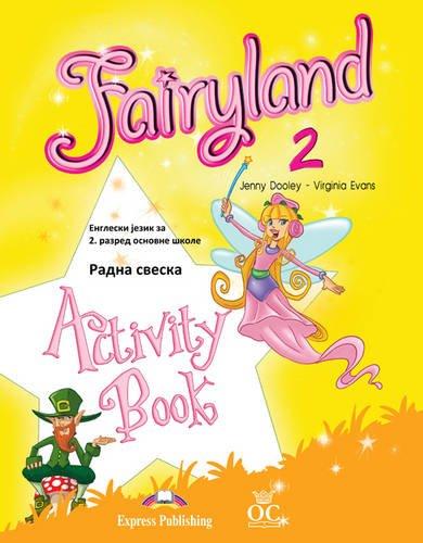 9780857777126: Fairyland: Activity Book (Serbia) Level 2