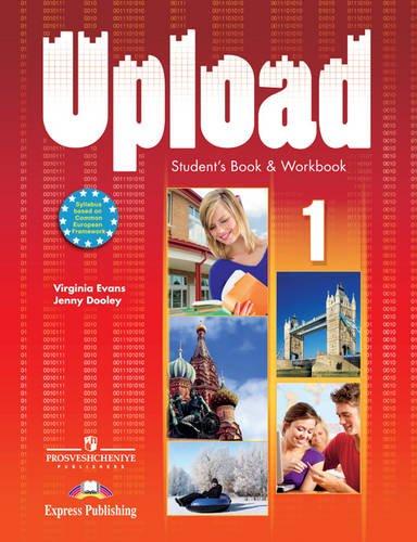 9780857777270: Upload: Student's Book & Workbook (Russia) No. 1