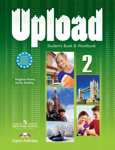 9780857777287: Upload: Student's Book & Workbook (Russia) No. 2