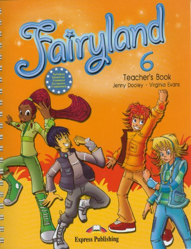 9780857777331: Fairyland: Teacher's Book (international) Level 6