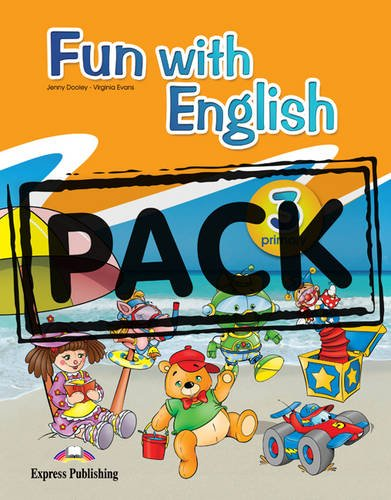 9780857777386: Fun with English: Primary No. 3