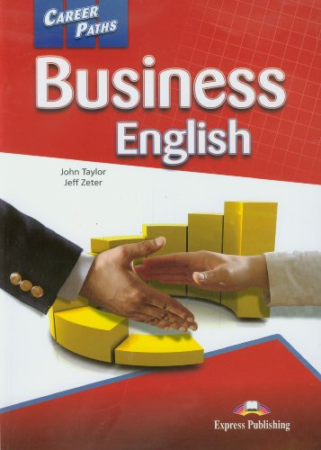 9780857777485: Career Paths - Business English: Student's Book (international)