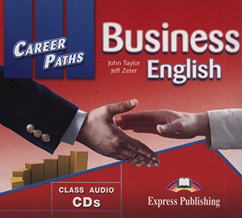 9780857777508: Career Paths Business English Class Audio CD