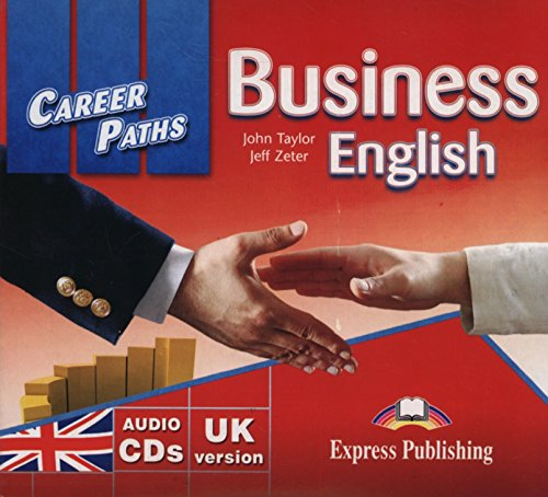 9780857777539: Career Paths - Business English: Class CDs - UK Version (International)