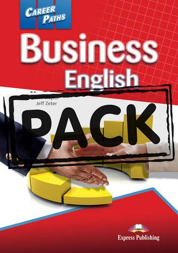 9780857777560: Career Paths - Business English: Student's Pack 1 (International)