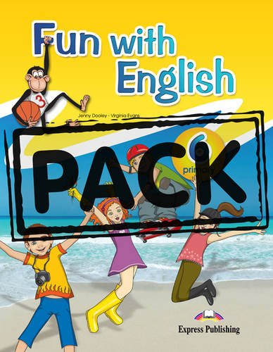 9780857777607: Fun with English: Primary No. 6