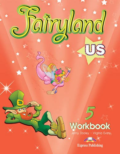9780857777973: Fairyland US: Workbook Level 5