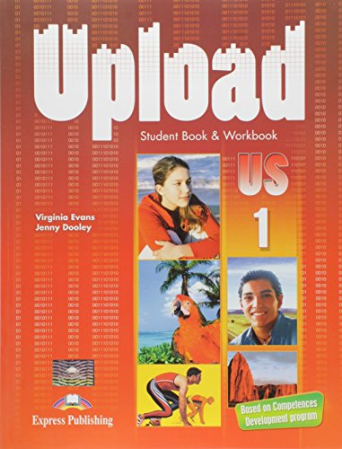 9780857778130: Upload US: Student Book & Workbook with ieBook Level 1