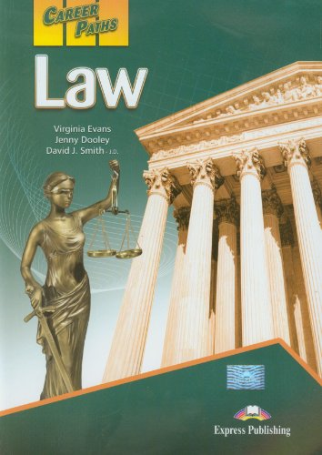 9780857778161: Career Paths - Law: Student's Book (International)