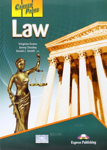 9780857778246: Career Paths - Law: Student's Pack 1 (International)