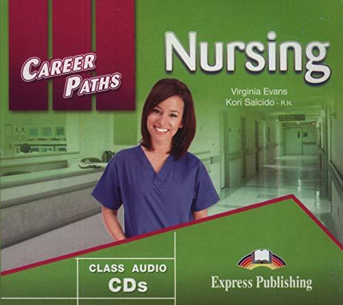 9780857778437: Career Paths - Nursing: Class CDs - US Version (International)