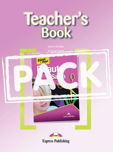 9780857778482: Career Paths - Beauty Salon: Teacher's Pack 1 (Internatonal)