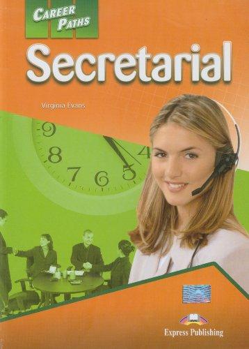 9780857778604: Career Paths - Secretarial: Student's Book (International)