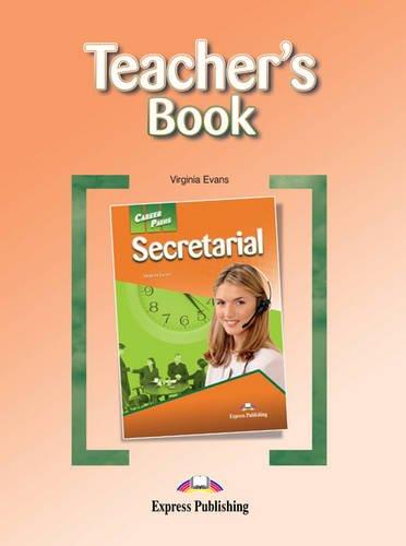 9780857778611: Career Paths - Secretarial: Teacher's Book (International)