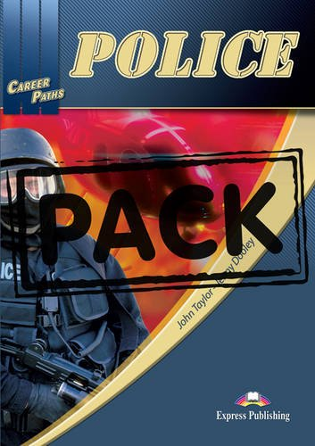 9780857778796: Career Paths - Police: Student's Pack 1 (International)