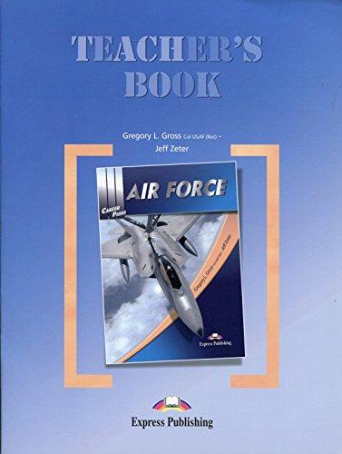 9780857778833: Career Paths - Air Force: Teacher's Book (International)