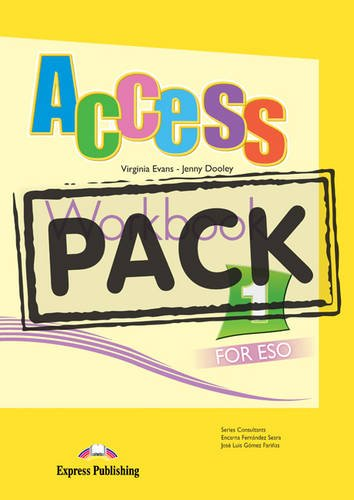 9780857779090: Access: Workbook Pack (Spain) Level 1