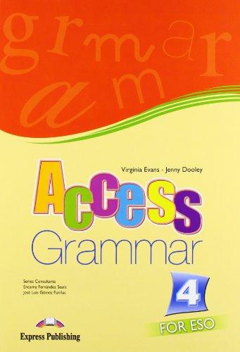 9780857779120: Access. Workbook 4. ESO 4 (+ Gram�tica + CD)