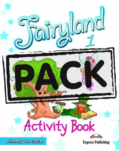 9780857779199: Pack Fairyland. EP 1 - Activity Book 1