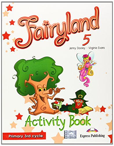 9780857779236: Pack Fairyland. EP 5 - Activity Book 5