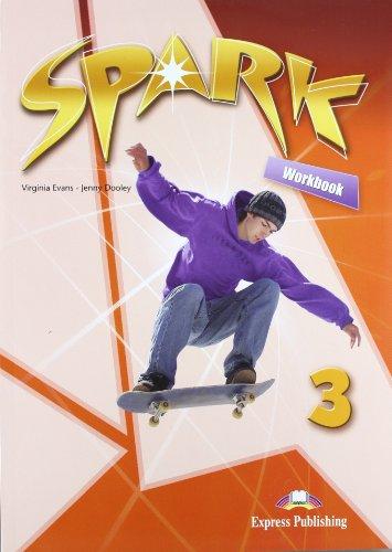 9780857779458: Spark: Workbook Pack New (Spain) Level 3