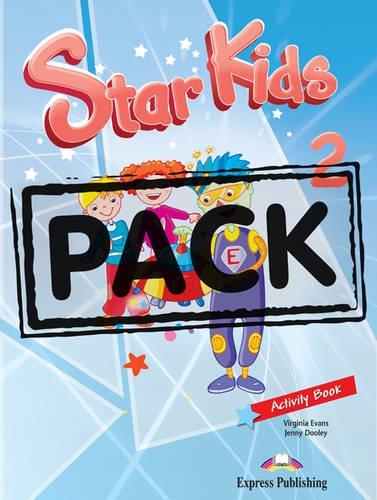 9780857779557: Star Kids: Activity Pack (International) Level 2