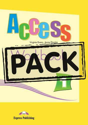 9780857779618: Access: Workbook Pack (International) Level 1