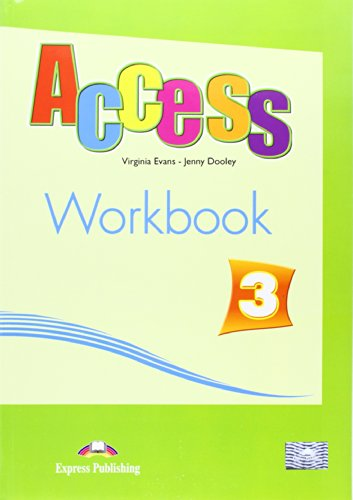 9780857779632: Access: Workbook Pack (International) Level 3
